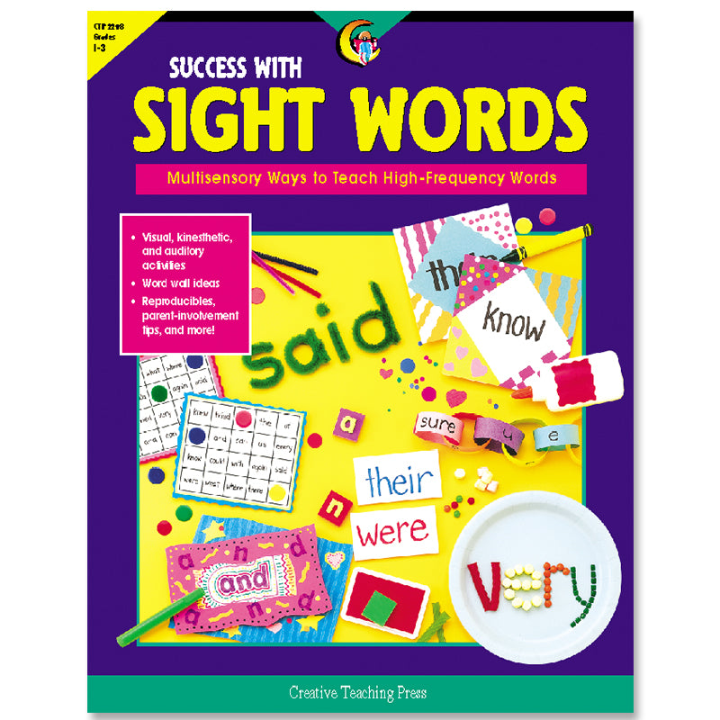 Success with Sight Words, eBook