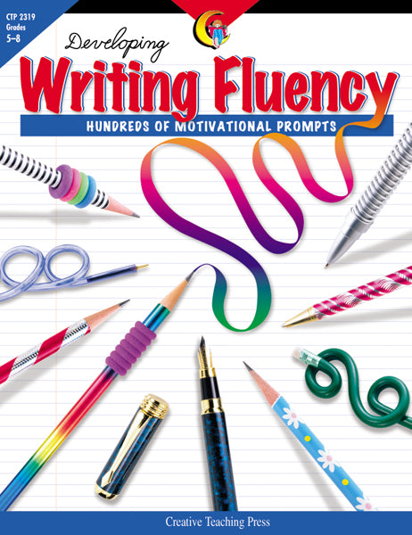 Developing Writing Fluency, Open eBook