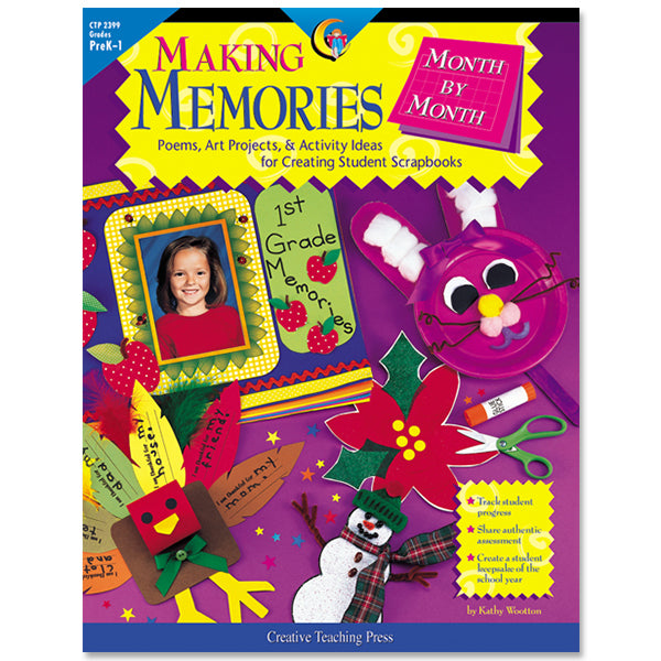 Making Memories Month by Month, eBook