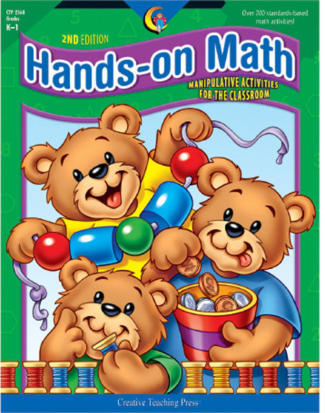 Hands-on Math (Second Edition), Gr. K-1, Open eBook