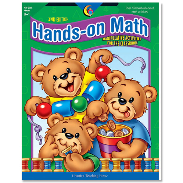 Hands-on Math (Second Edition), Gr. K-1, eBook