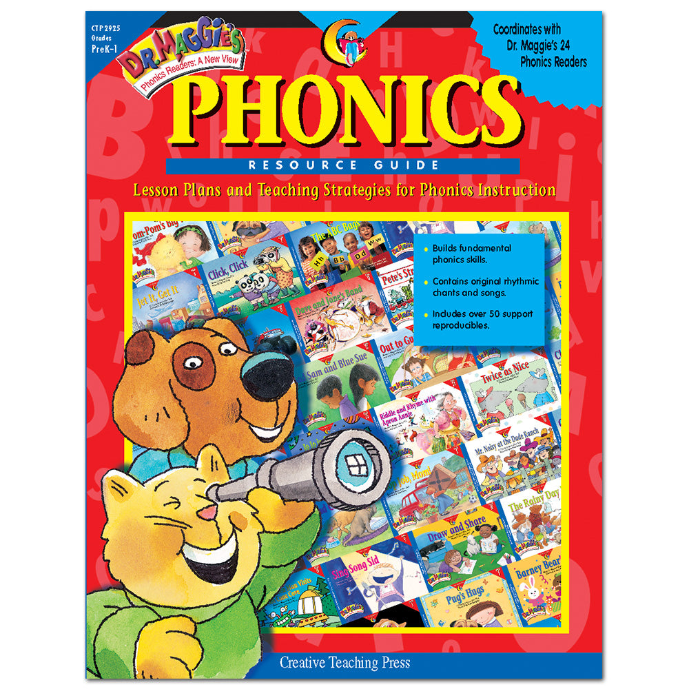 Dr. Maggie's Phonics Resource Guide