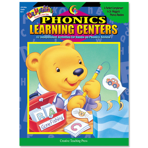 Dr. Maggie's Phonics Learning Centers, eBook
