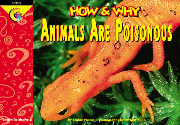 Animals Are Poisonous