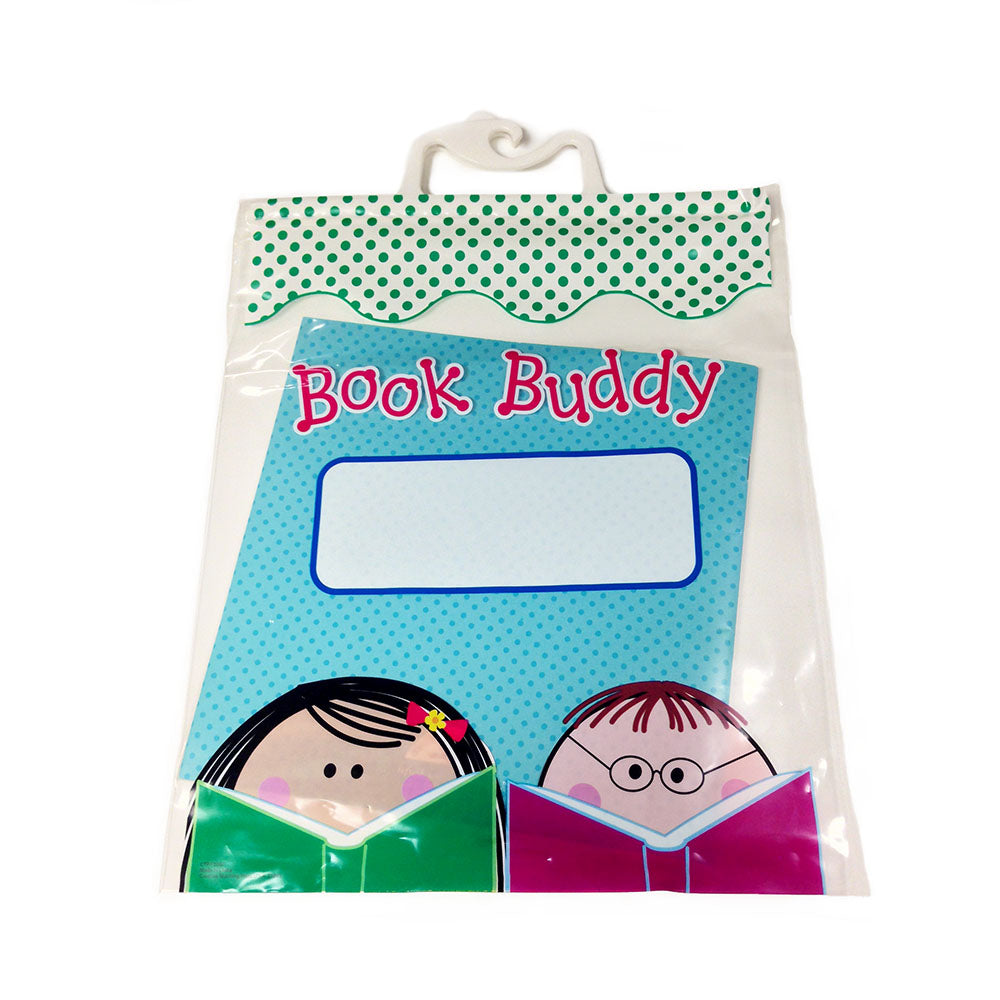 "Book Buddy Bags, 10 ½"" x 12 ½"""
