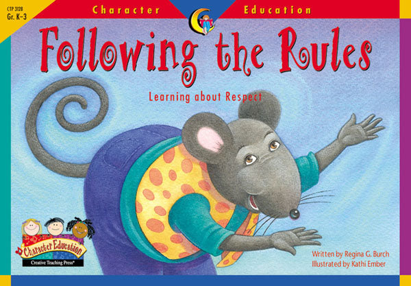Following the Rules, Character Education Readers