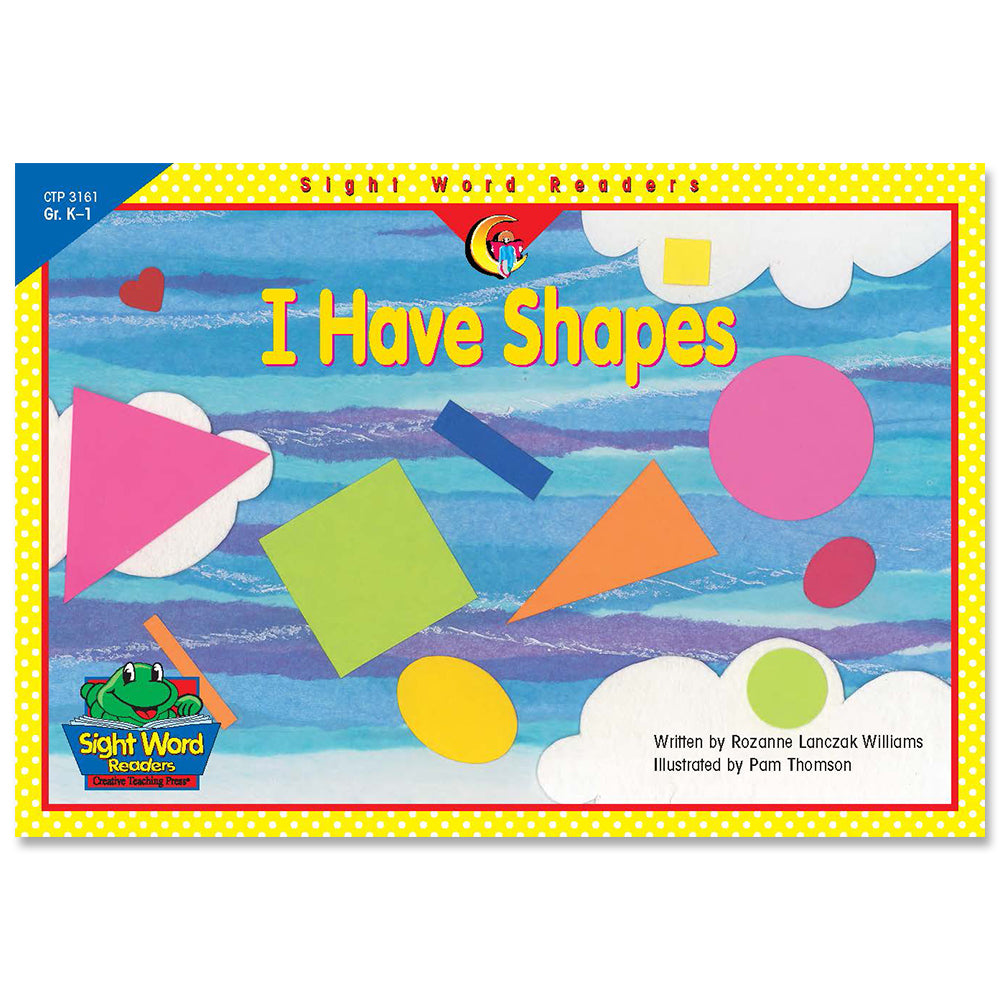 I Have Shapes, Sight Word Readers