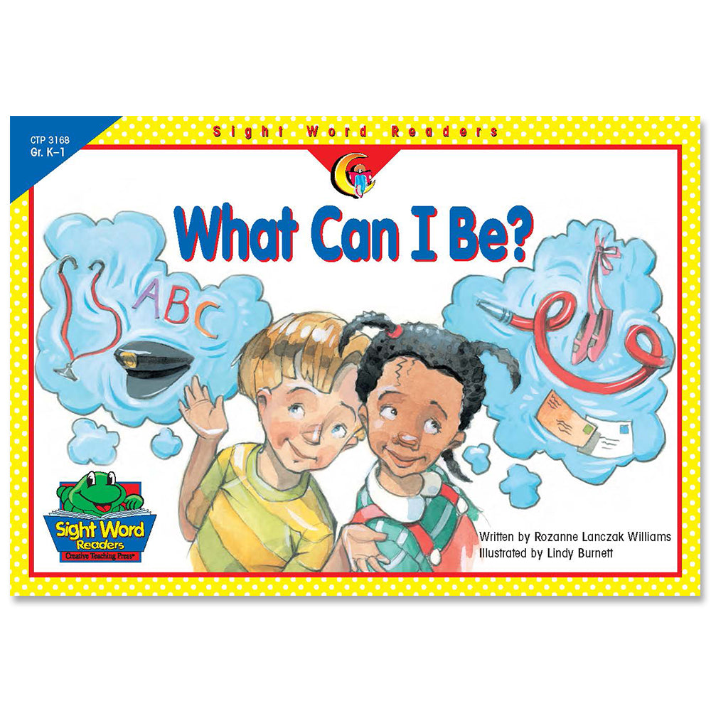 What Can I Be?, Sight Word Readers