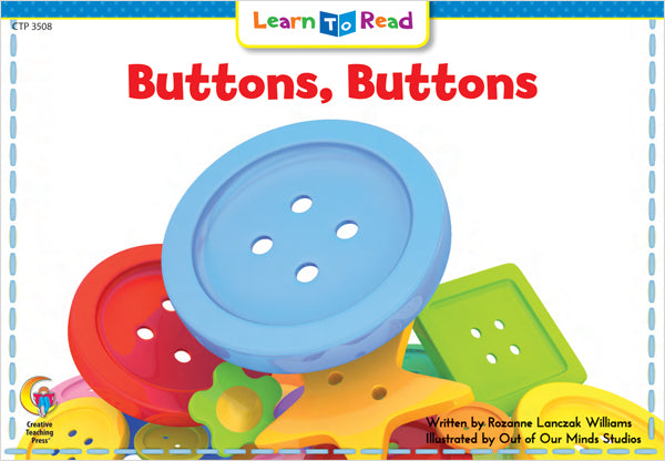 Buttons Buttons Interactive Reader