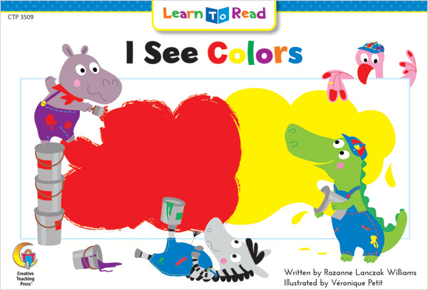 I See Colors Interactive Reader