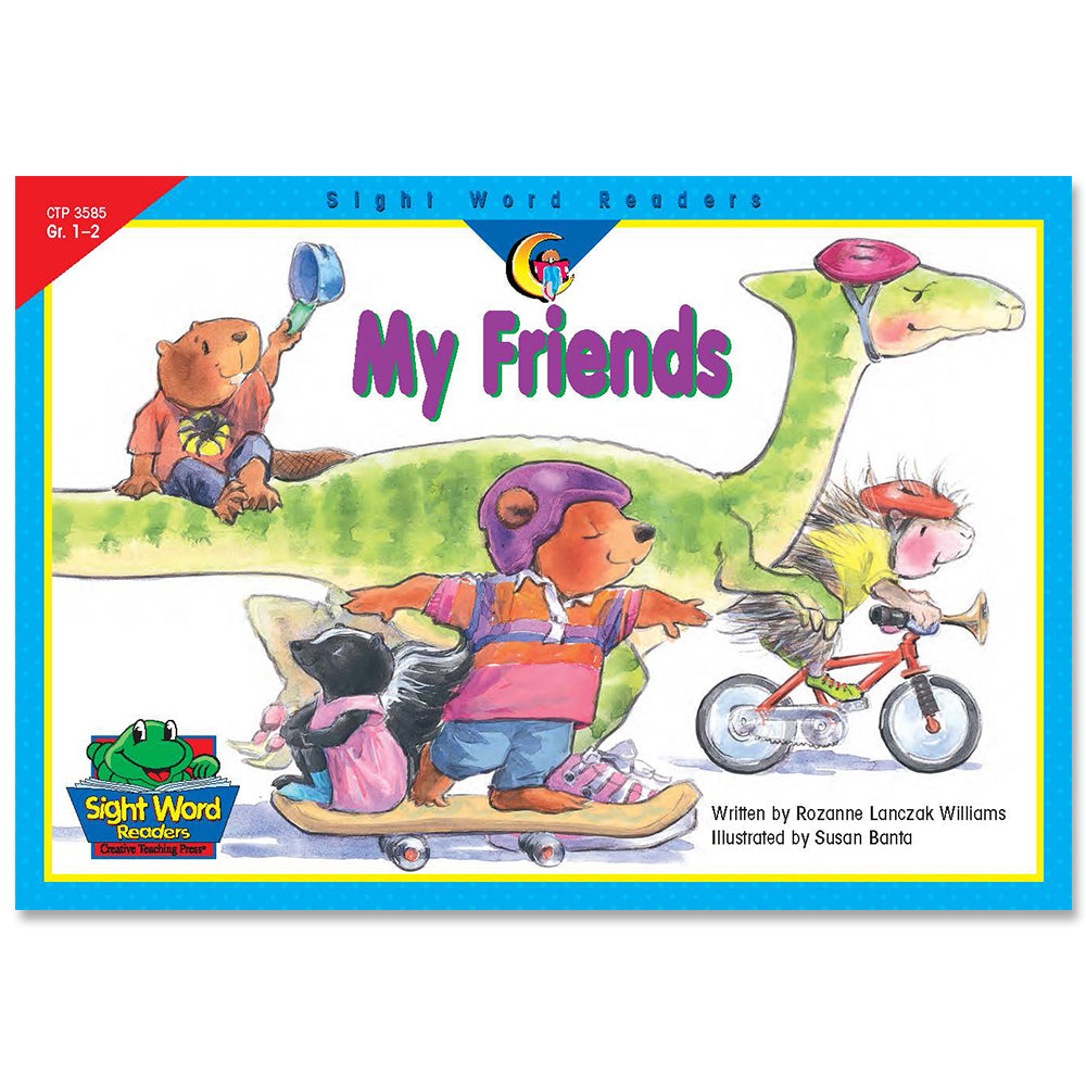 My Friends, Sight Word Readers