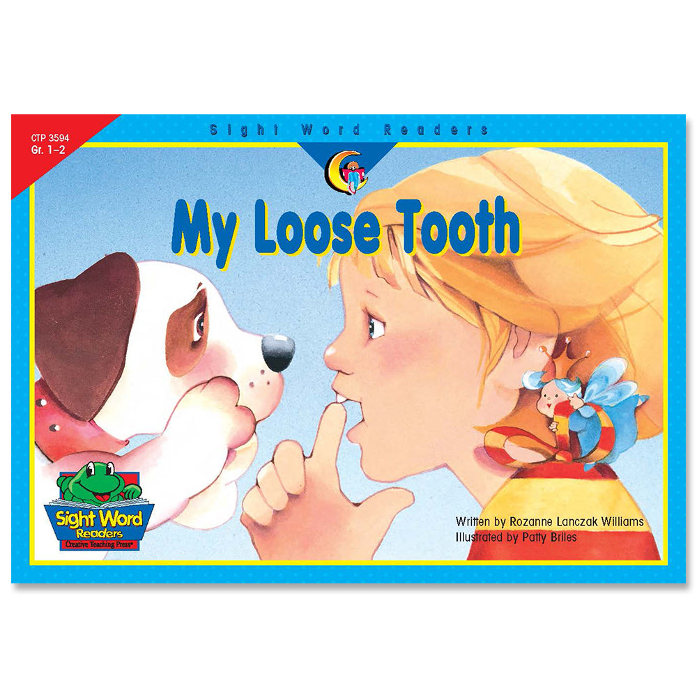 My Loose Tooth, Sight Word Readers