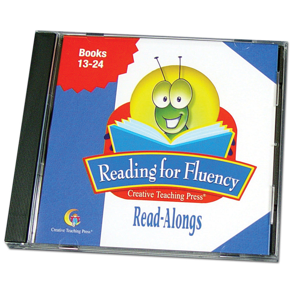 Reading for Fluency Read-Along CD #2