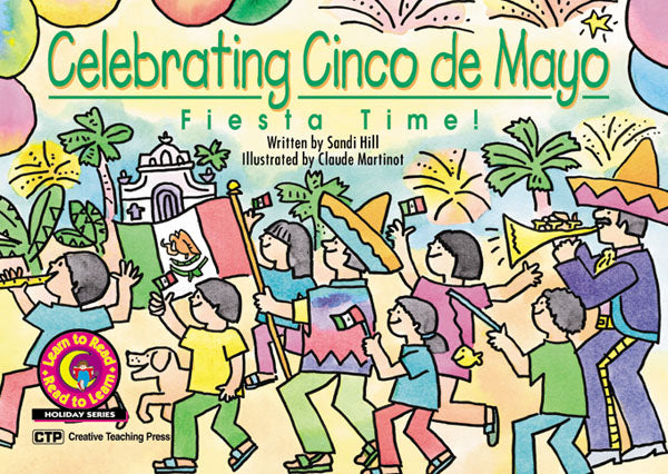 Celebrating Cinco de Mayo: Fiesta Time!