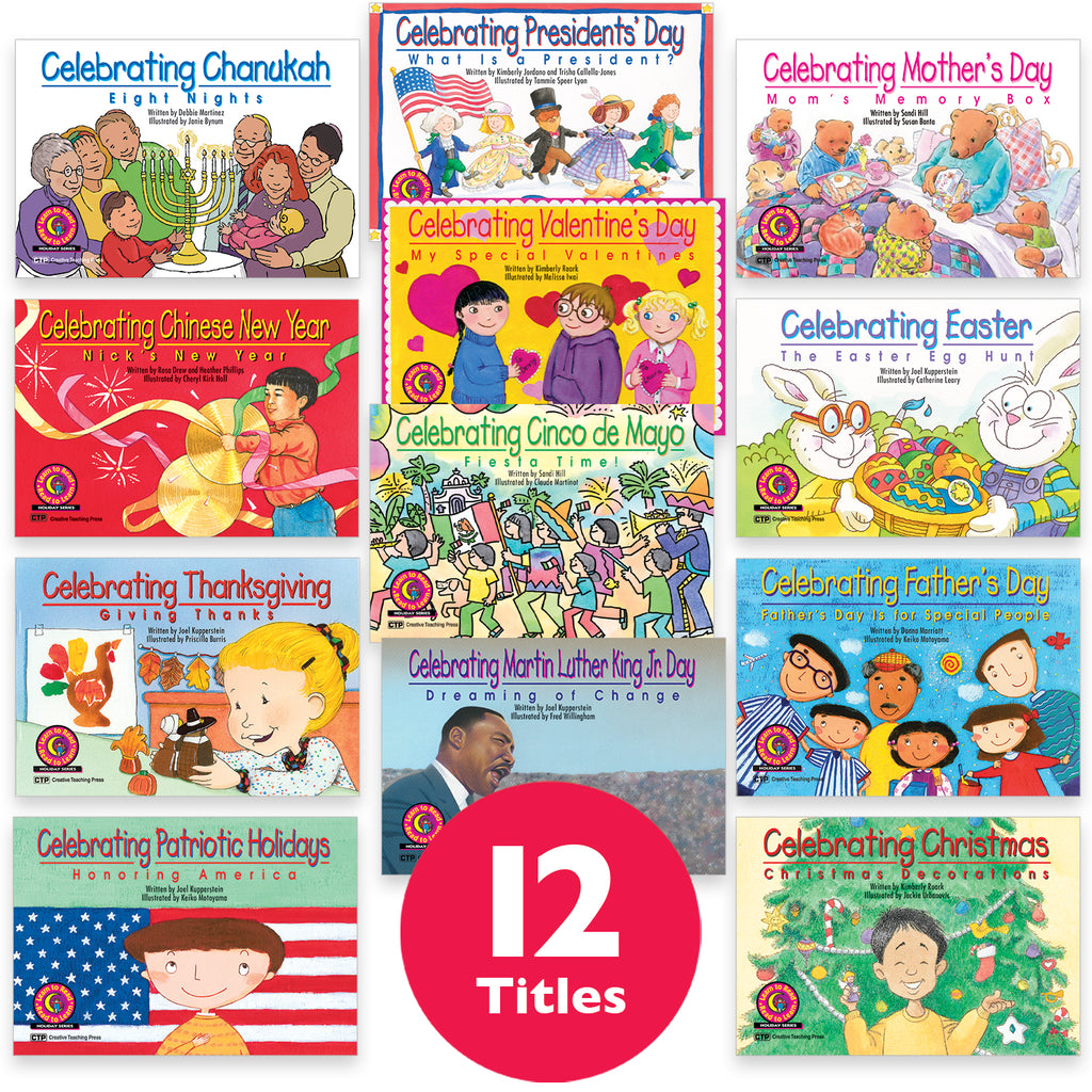 Holiday Readers Variety Pack