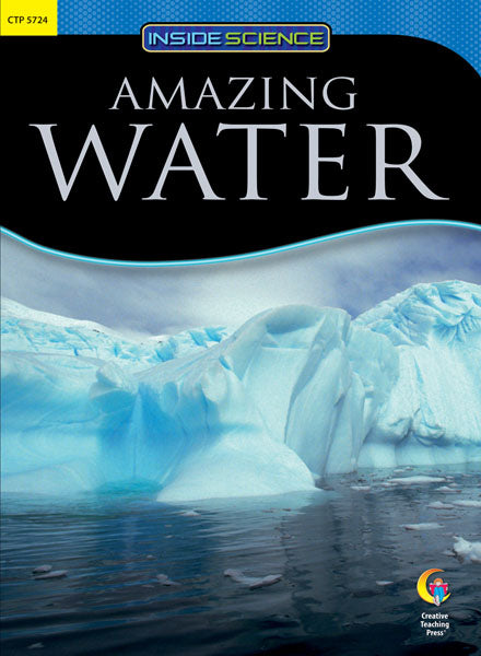 Amazing Water Nonfiction Science Reader