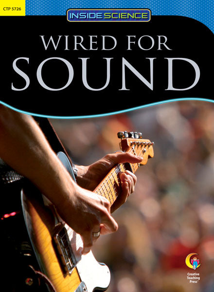 Wired for Sound Nonfiction Science eBook Reader