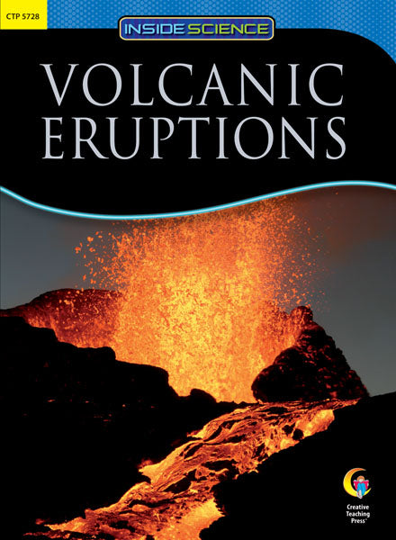 Volcanic Eruptions Nonfiction Science Reader
