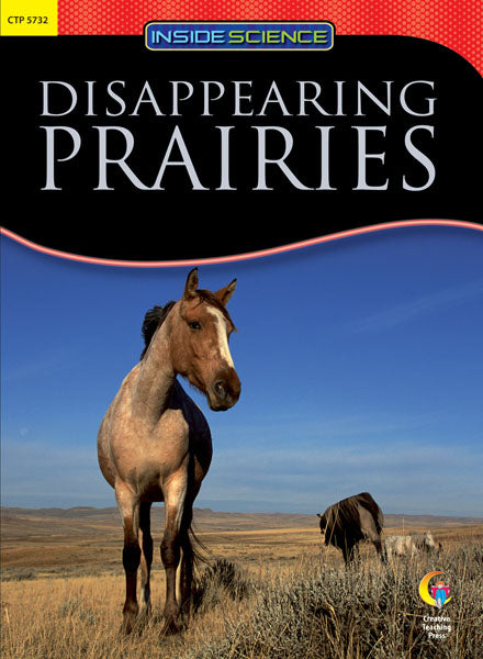 Disappearing Prairies Nonfiction Science Reader