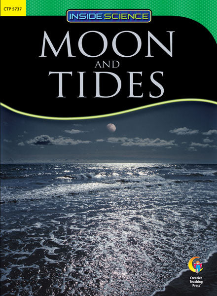Moon and Tides Nonfiction Science eBook Reader