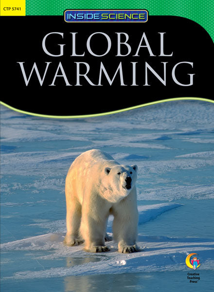 Global Warming Nonfiction Science eBook Reader
