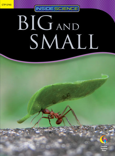 Big and Small Nonfiction Science Reader