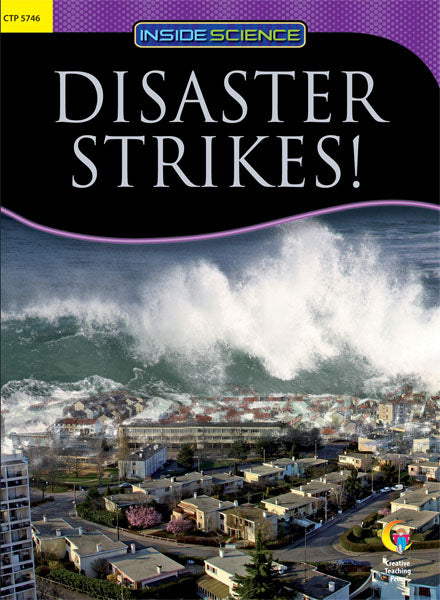 Disaster Strikes! Nonfiction Science eBook Reader