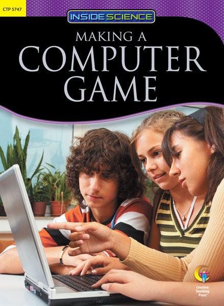 Making a Computer Game Nonfiction Science eBook Reader