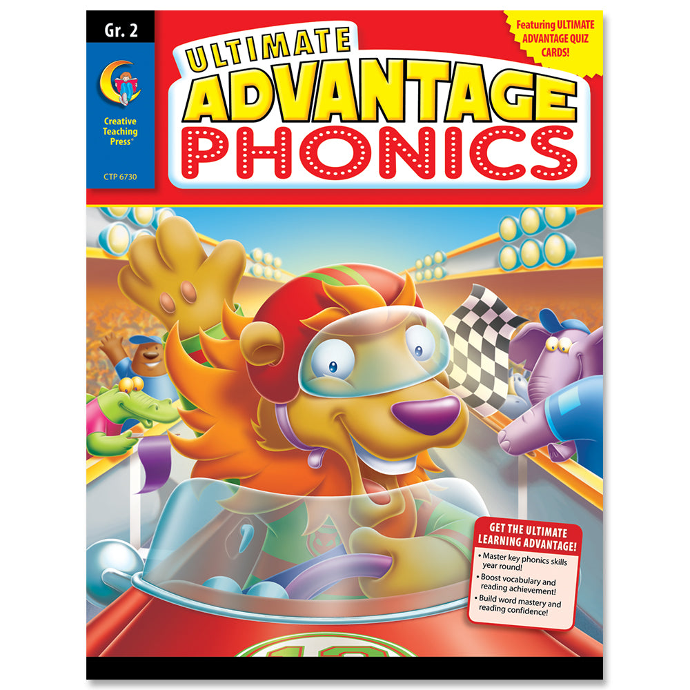Ultimate Advantage: Phonics, Gr. 2, eBook
