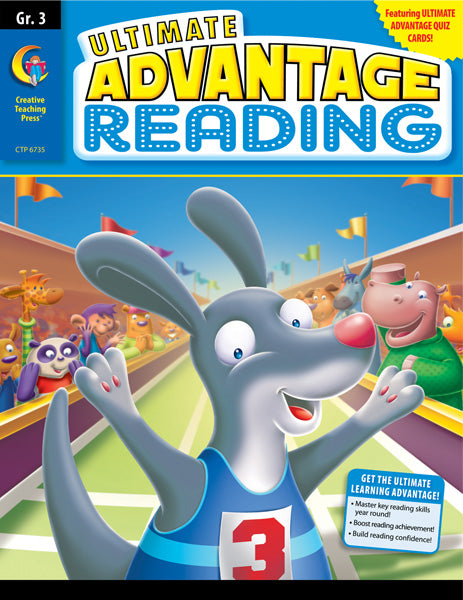 Ultimate Advantage: Reading, Gr. 3, eBook