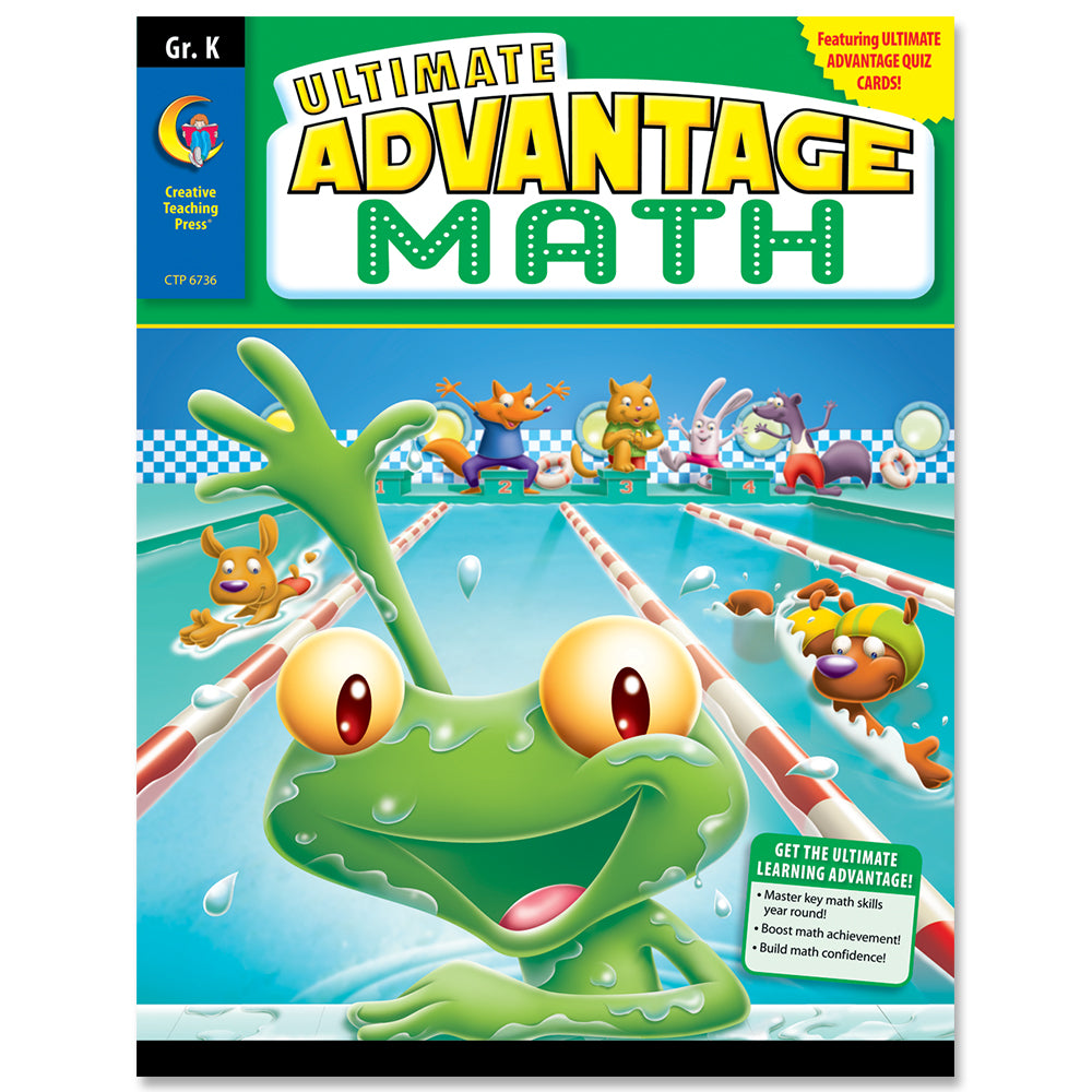 Ultimate Advantage: Math, Gr. K, eBook