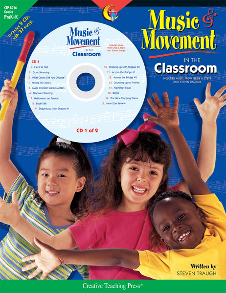 Music and Movement in the Classroom, Gr. PreK-K