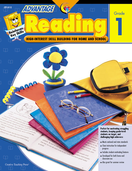 Advantage Reading, Gr. 1, eBook