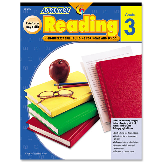 Advantage Reading, Gr. 3, eBook