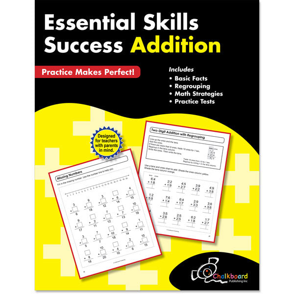 Essential Skills Success, Addition