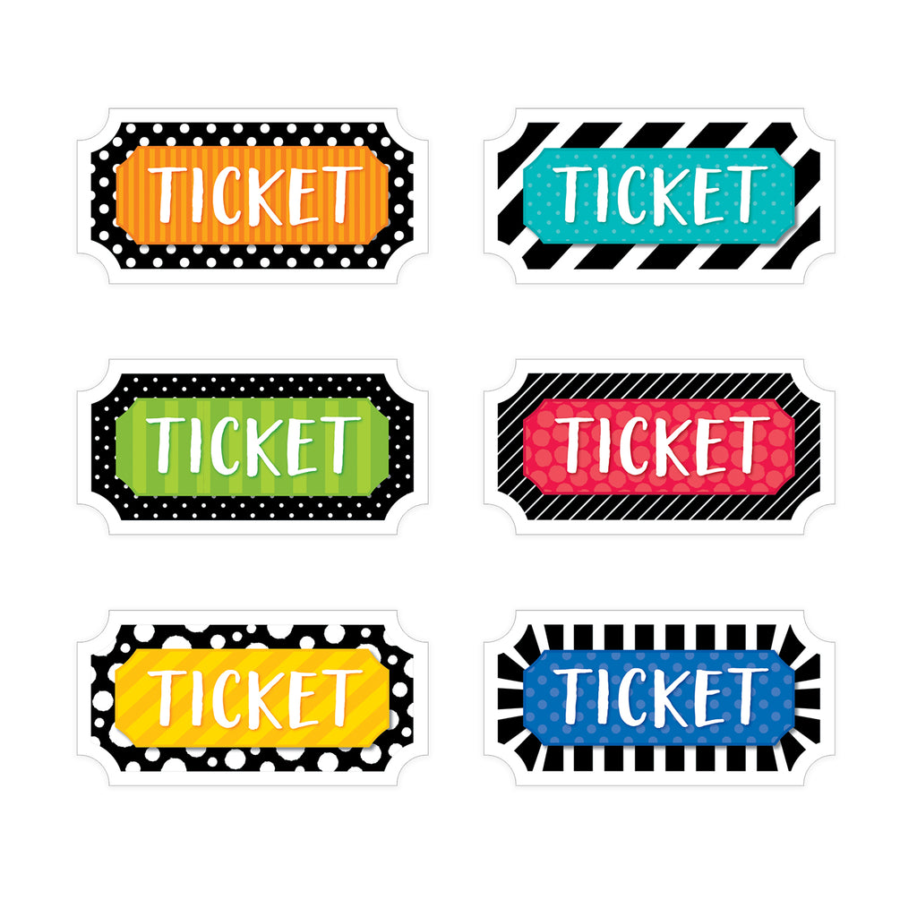 Bold and Bright Tickets Student Incentives