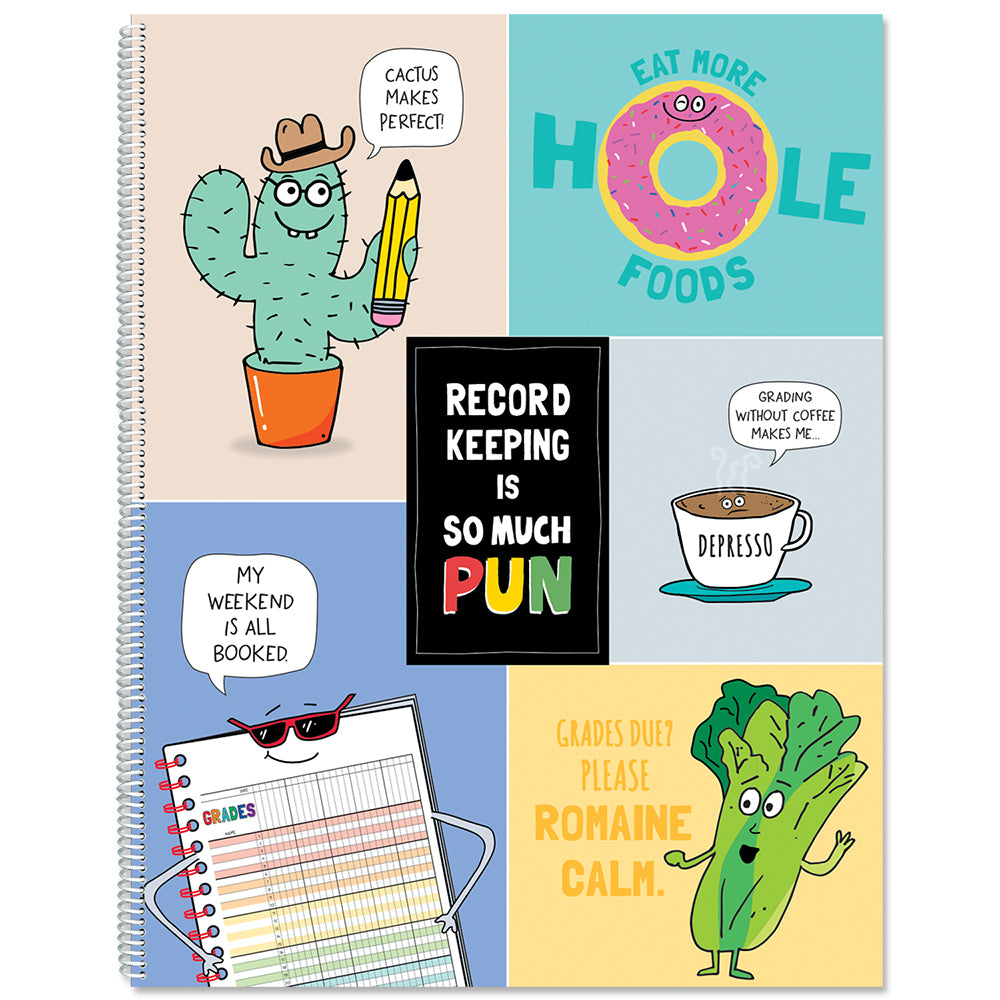 So Much Pun! Record Book