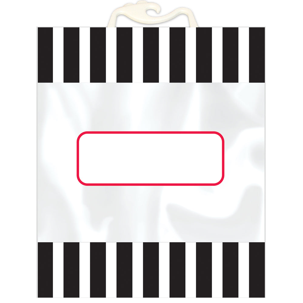 Bold Stripes Book Buddy Bag