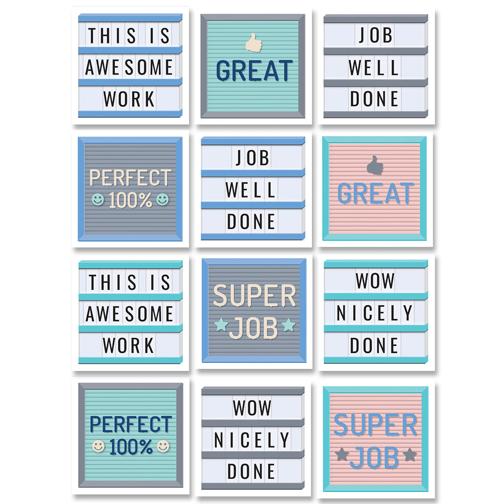 Calm & Cool Classroom Cool Reward Stickers