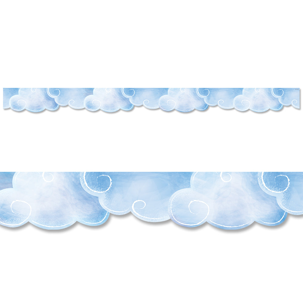 Clouds Border