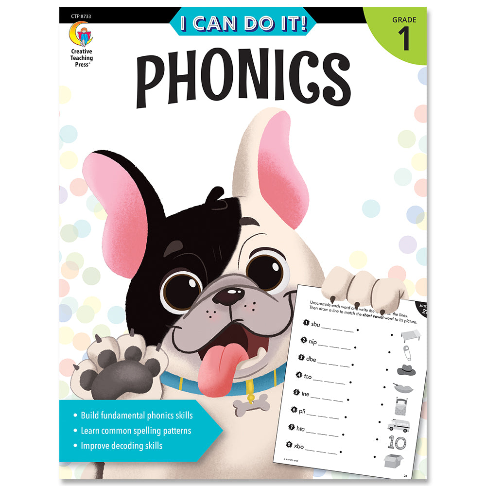 I Can Do It! Phonics eBook