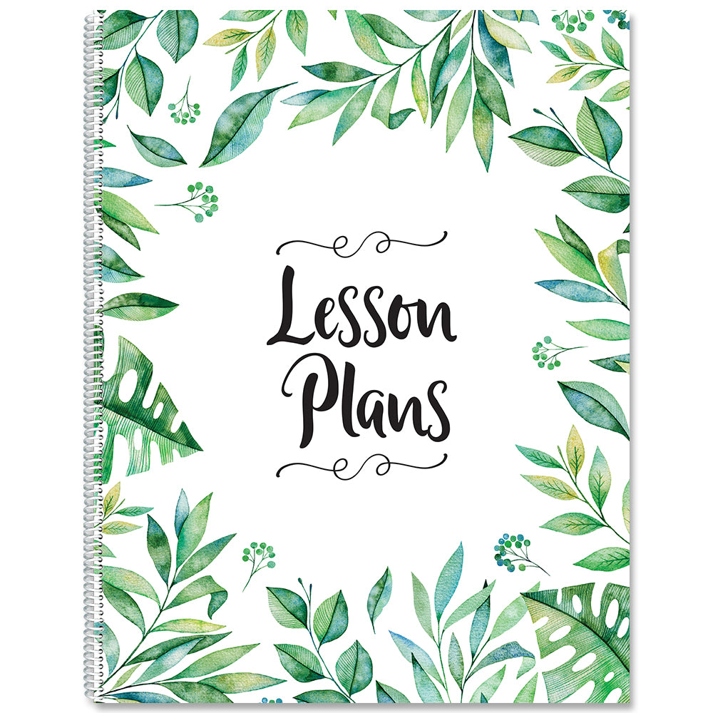 Wispy Leaves Lesson Plan eBook
