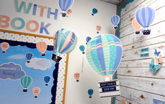 Calm & Cool Soaring High Bulletin Board