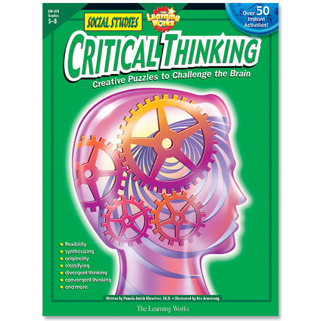 Social Studies Critical Thinking, eBook