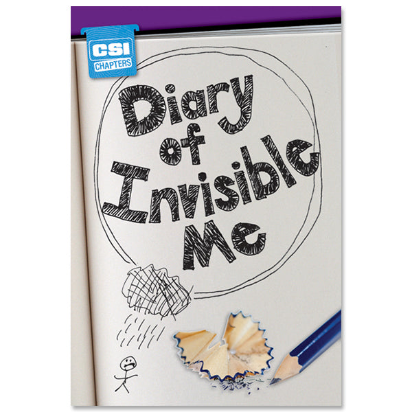 Diary of an Invisible Me interactive eBook