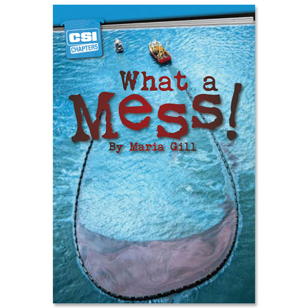 What a Mess! interactive eBook