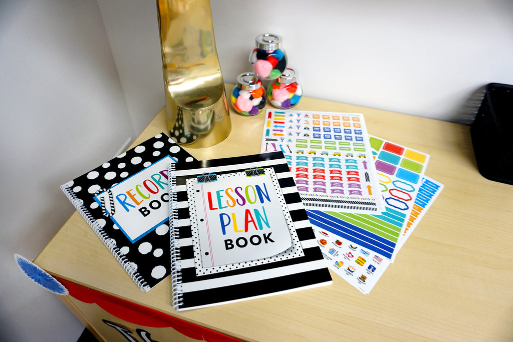 Lesson Planner Stickers