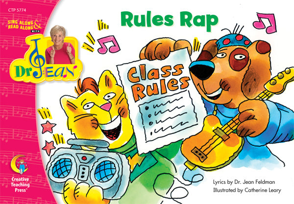 Rules Rap, Lap Book
