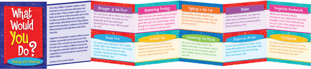 What Would You Do? Mini Magnet Book