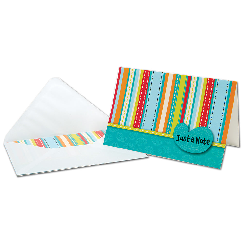 Just A Note Boxed Note Cards